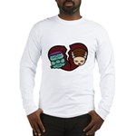 Bride Hates Monster Long Sleeve T-Shirt
