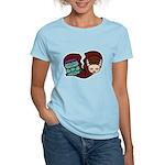Bride Hates Monster Women's Light T-Shirt