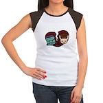 Bride Hates Monster Women's Cap Sleeve T-Shirt