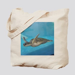 The Wise Turtle Tote Bag