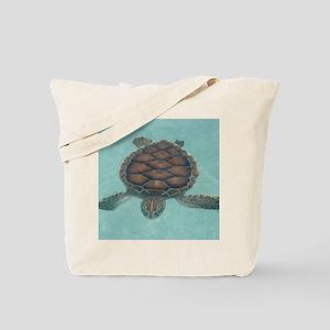 I Love Turtles Tote Bag