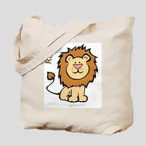 Roar (Lion) Tote Bag