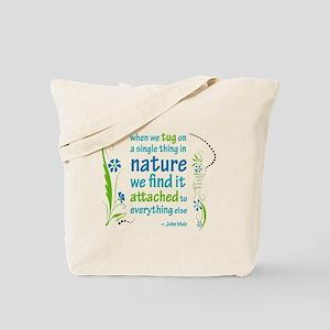 Nature Atttachment Tote Bag