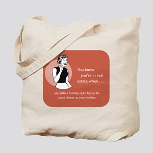 In-Law Proof Excuse Tote Bag