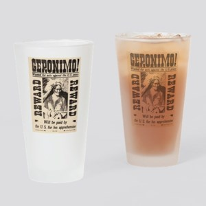 Geronimo Reward Drinking Glass