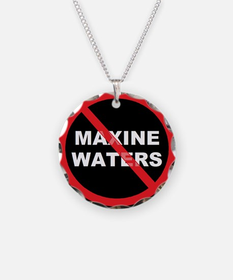 Anti Maxine Waters Necklace