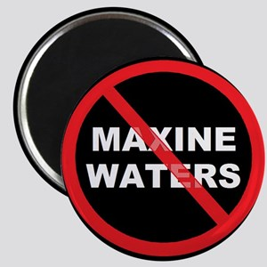 Anti Maxine Waters Magnet