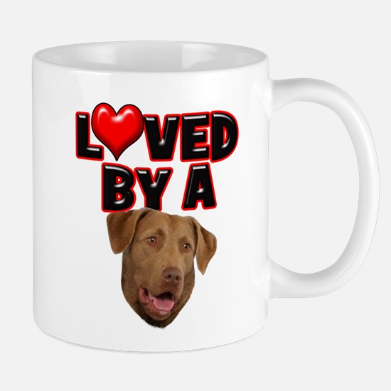 Loved by a Chesapeake Bay Ret Mug