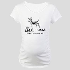 The Regal Beagle Maternity T-Shirt