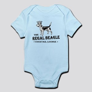 The Regal Beagle Infant Bodysuit