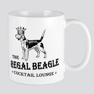 The Regal Beagle Mug