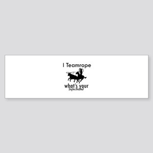 I Teamrope Sticker (Bumper 10 pk)