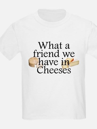 Cheeses T-Shirt