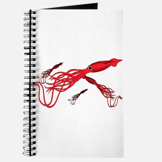 Giant Squid Journal