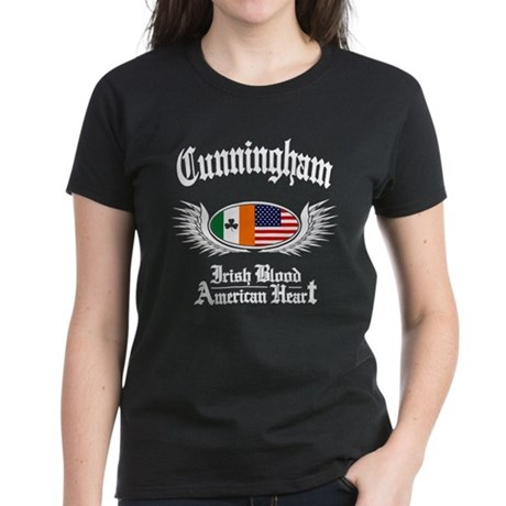 Cunningham Women's Dark T-Shirt