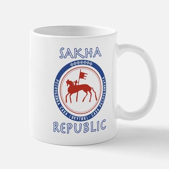 Sakha Republic (Yakutia) Mug
