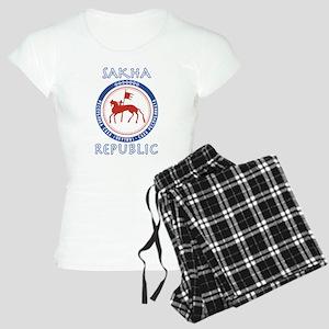 Sakha Republic (Yakutia) Women's Light Pajamas