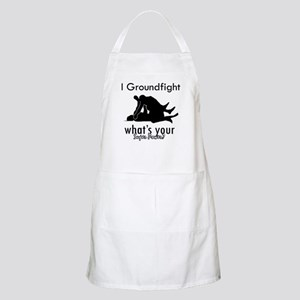 I Groundfight Apron