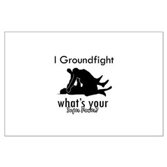 I Groundfight Posters