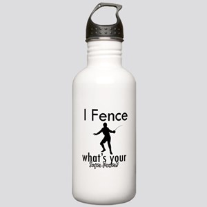I Fence Stainless Water Bottle 1.0L