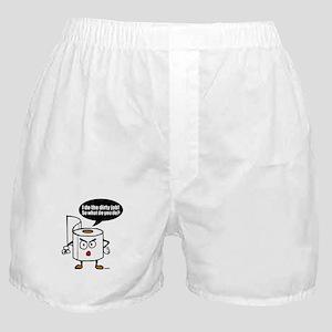 Dirty job Boxer Shorts