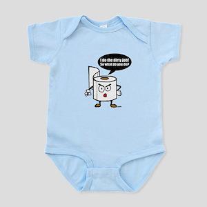Dirty job Infant Bodysuit