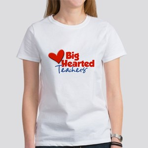 Lea Ann's Heart Walk Group sample ~Women's T-Shirt
