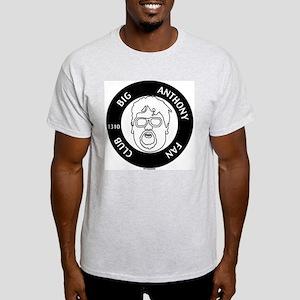 Big Anthony Fan Club Ash Grey T-Shirt