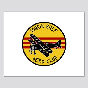 Tonkin Gulf Aero Club Small Poster