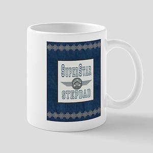 Superstar Stepdad Mug