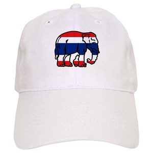 203706a8cc9 Thai Erawan Elephant Pajamas734707816 Hats - CafePress