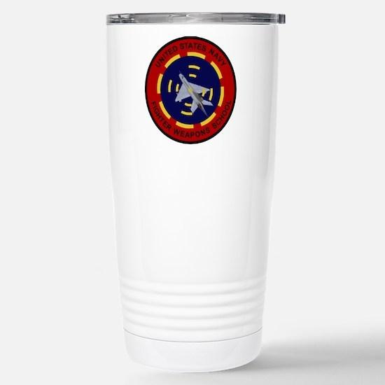 Top Gun Stainless Steel Travel Mug