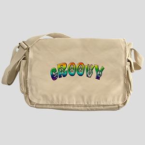 Groovy Messenger Bag
