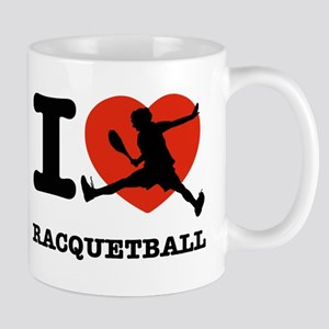 I love Racquetball Mug
