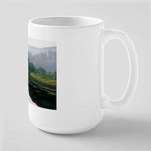"""Designer """"Dawn"""" Large Mug"""