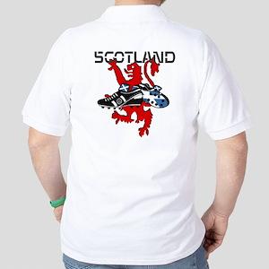 Stand Together Tartan Army Golf Shirt