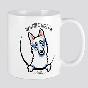 White German Shepherd IAAM Mug