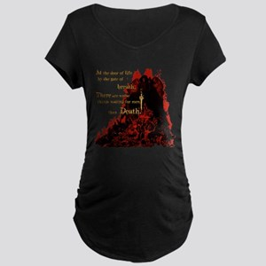 worse than death2 Maternity T-Shirt