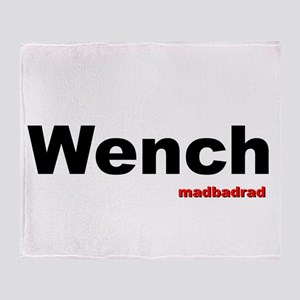 Wench Throw Blanket