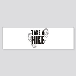 Take a Hike Sticker (Bumper)