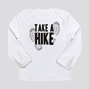 Take a Hike Long Sleeve Infant T-Shirt