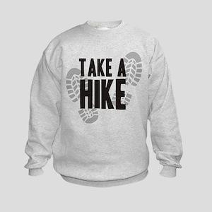 Take a Hike Kids Sweatshirt