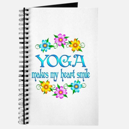 Yoga Smiles Journal