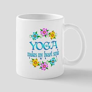 Yoga Smiles Mug