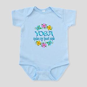Yoga Smiles Infant Bodysuit