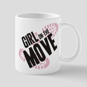 Girl on the Move Mug