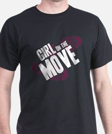 Girl on the Move T-Shirt