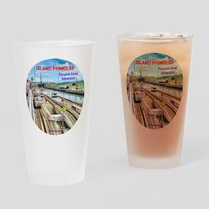 Island Princess - Drinking Glass