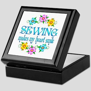 Sewing Smiles Keepsake Box