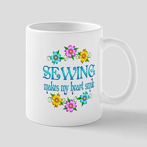 Sewing Smiles Mug